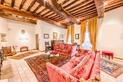 Historisches Appartement in Spello
