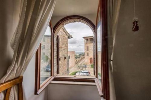 Apartamento independiente en Spello