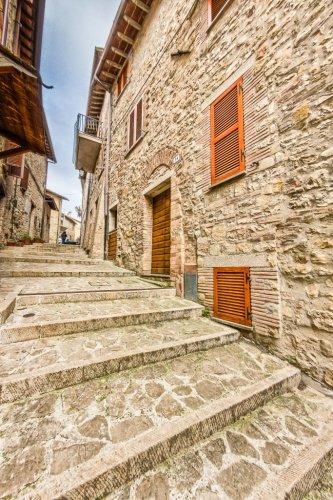 Onafhankelijk appartement in Marsciano