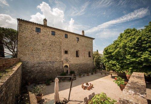 Erfgoedlijst in Perugia