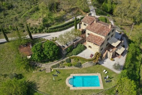 Villa in Pietralunga