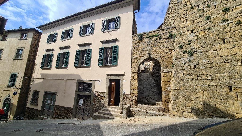 Apartamento histórico en Castiglion Fiorentino