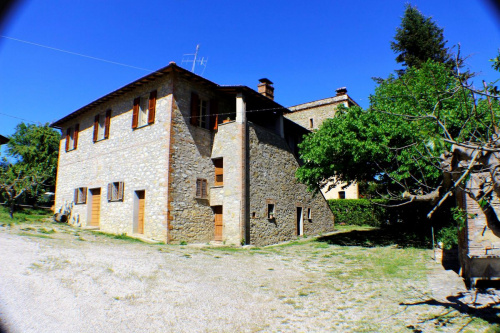 Klein huisje op het platteland in Corciano