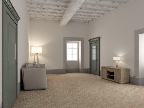 Historisch appartement in Castiglion Fiorentino