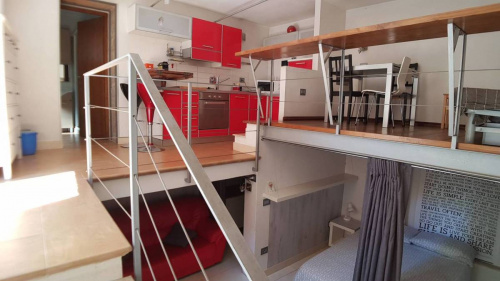 Self-contained apartment in Perugia
