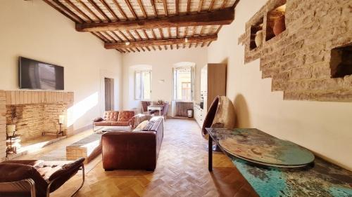 Appartamento storico a Spello