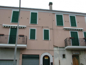 Detached house in San Martino in Pensilis