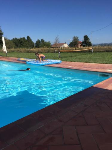 Villa en Rocca Grimalda