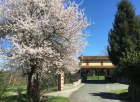 Villa à Rocca Grimalda