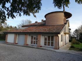 Villa en Argenta