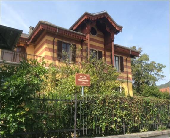 Villa en Gattinara