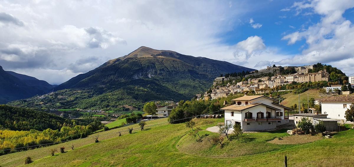 Villa à Civitella del Tronto