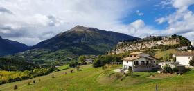 Villa i Civitella del Tronto