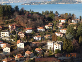 Building plot in Laveno-Mombello