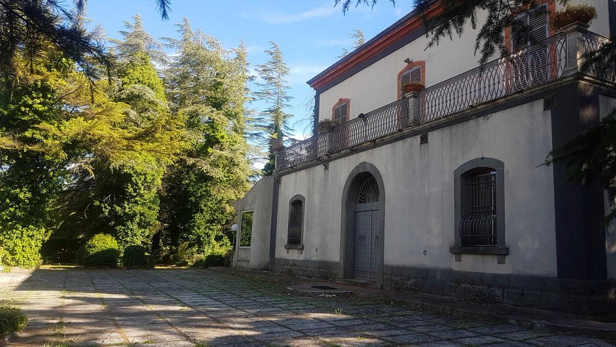 Erfgoedlijst in Melfi