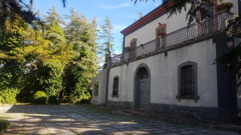 Casa histórica en Melfi