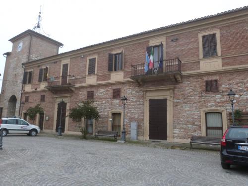 Historisches Appartement in Cerreto d'Esi