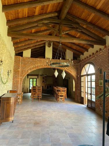 Historisches Haus in Passerano Marmorito