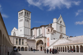 Casolare a Assisi