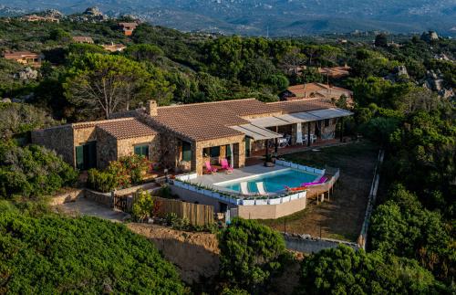 Villa i Trinità d'Agultu e Vignola