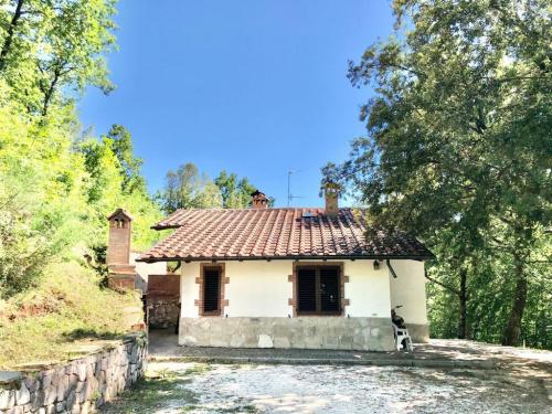 Hus på landet i Spoleto