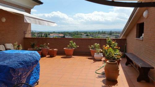 Zolderkamer in Modena