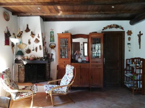 Casa de campo em Gorga