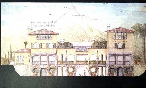 Villa in Montignoso