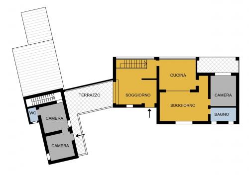 Einfamilienhaus in Asti