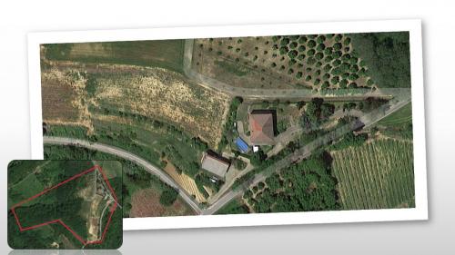 Vrijstaande woning in Montemagno