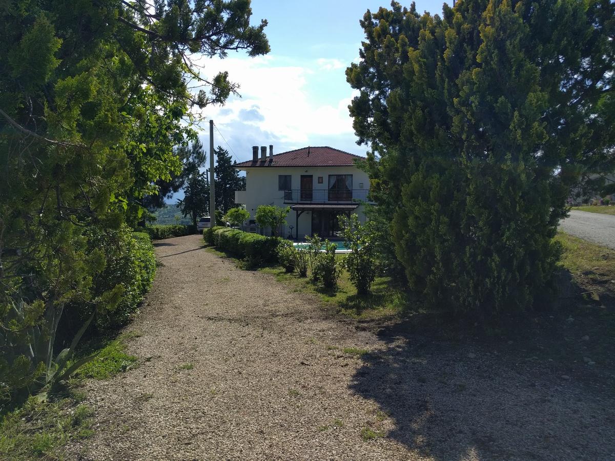 Villa a Montefino