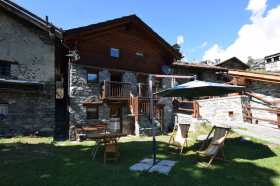 Chalet in Chamois