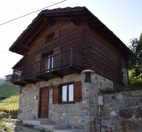 Chalet in Torgnon