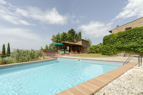 Casa di campagna a Greve in Chianti