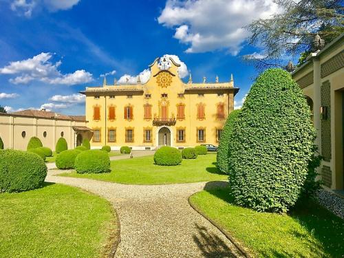 Historisches Appartement in Gazzola