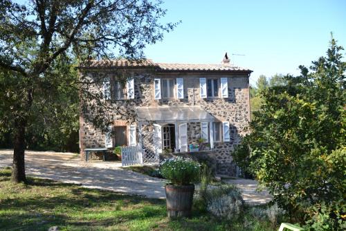 Casa de campo em Orvieto