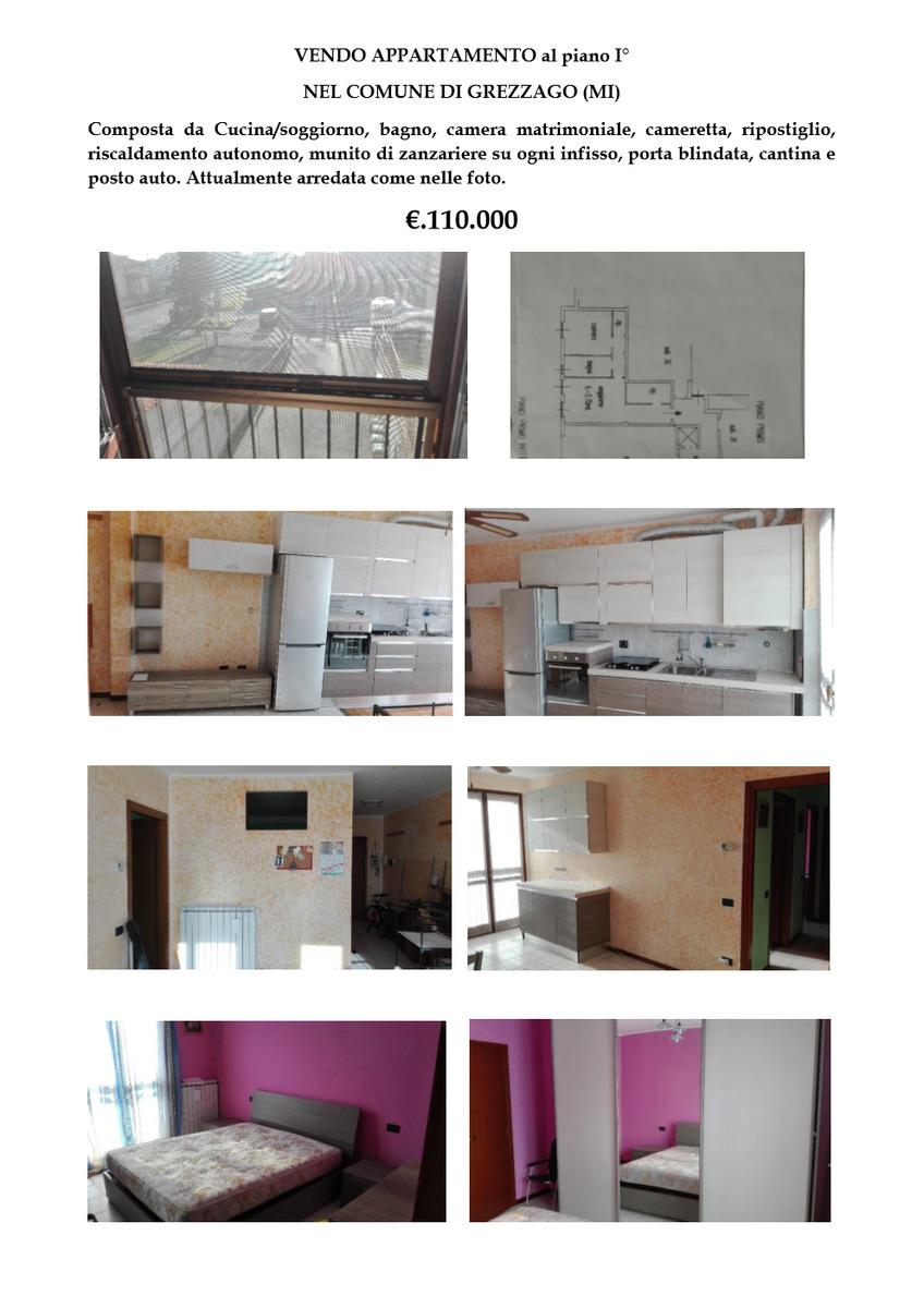 Appartement à Grezzago