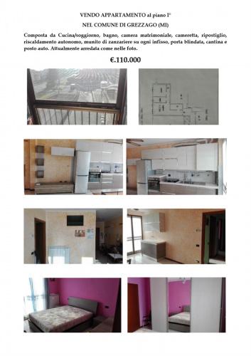 Wohnung in Grezzago