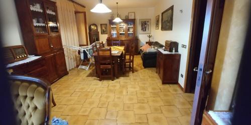 Appartement individuel à Trecastelli