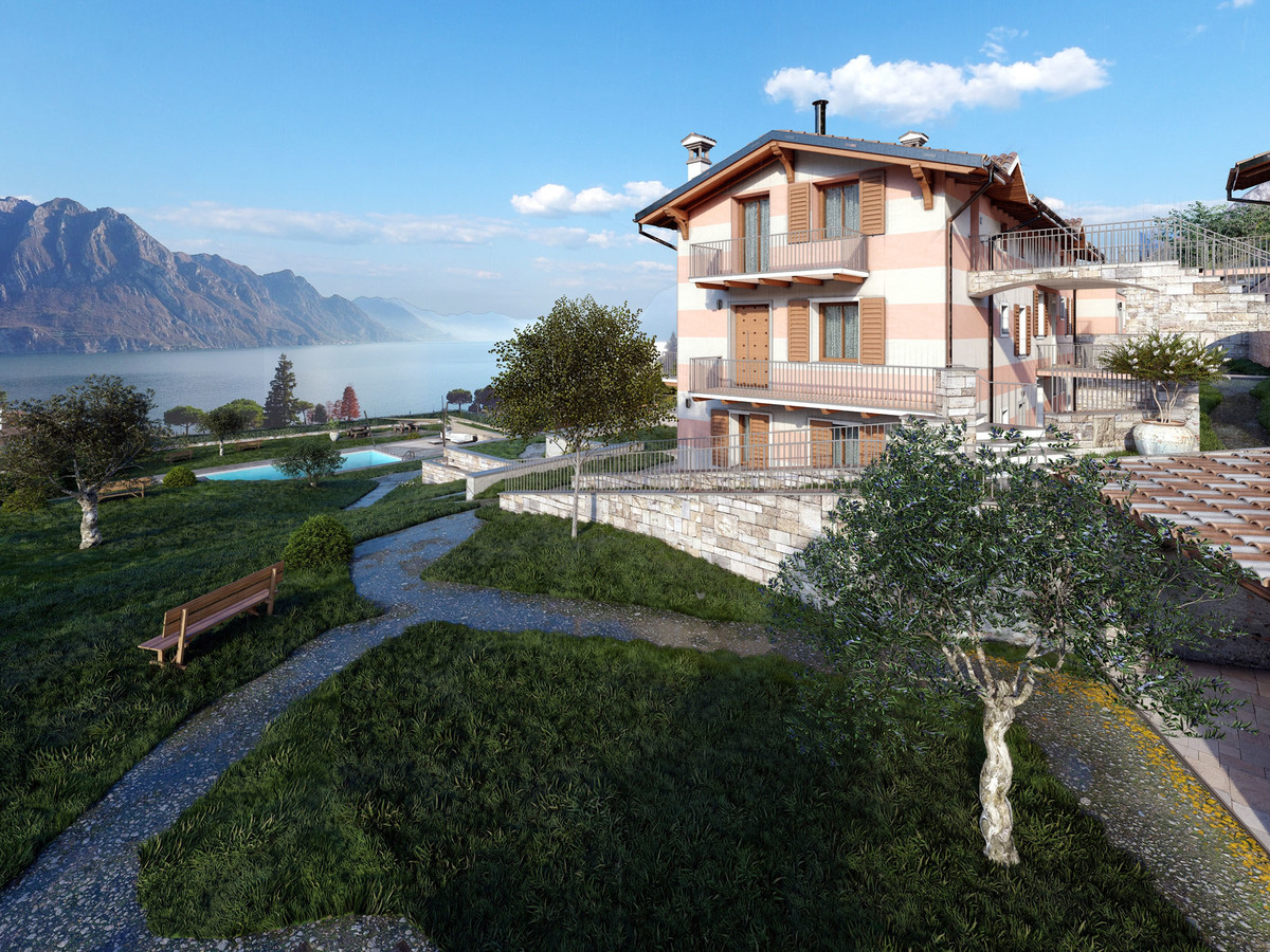 Appartement à Riva di Solto