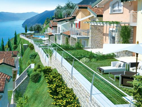 Lägenhet i Parzanica