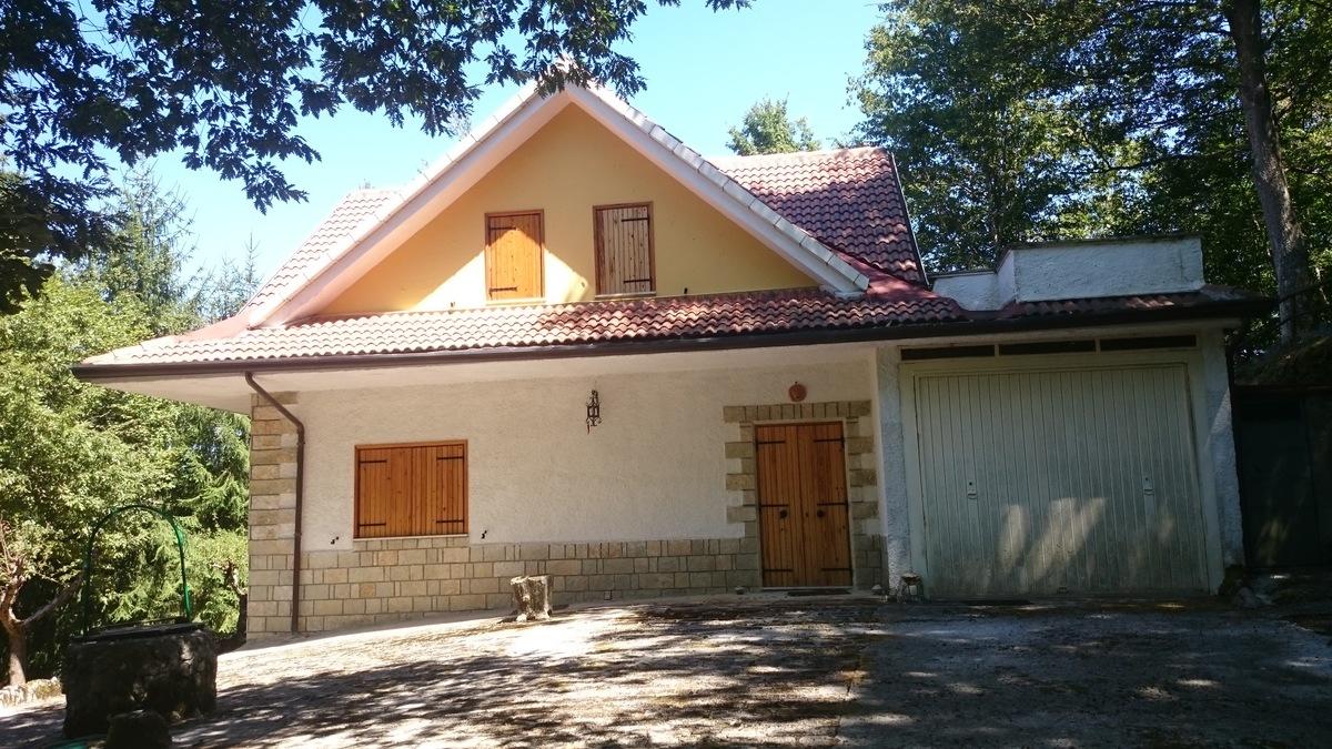 Villa a Piglio