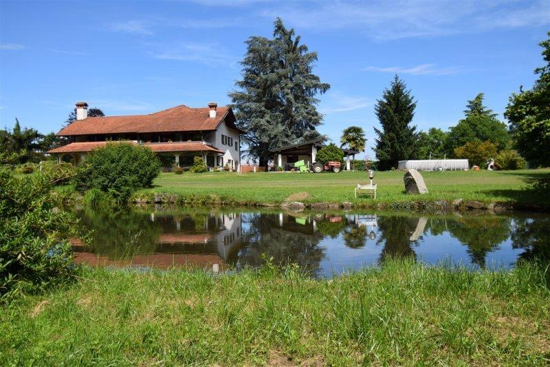 Bauernhaus in Meina