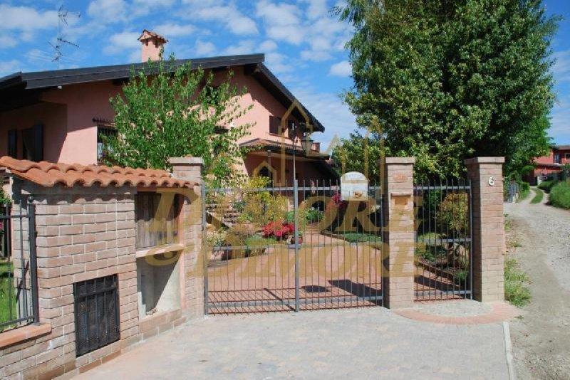 Villa in Borgo Ticino