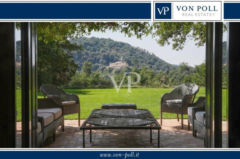 Villa a Campagnano di Roma