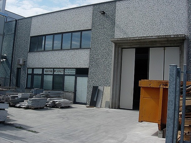 Gewerbeimmobilie in Calcinate