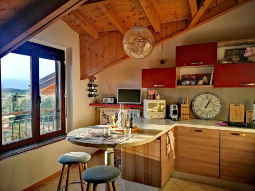 Penthouse in Biandronno
