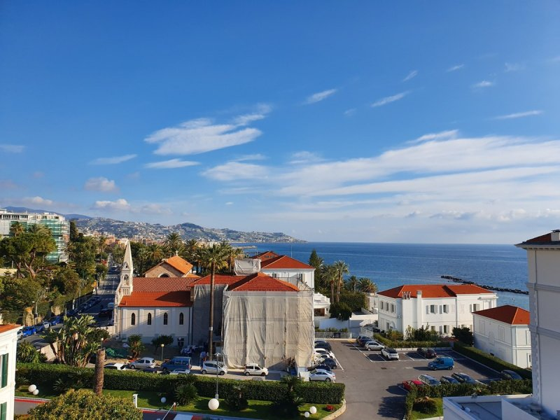 Penthouse in Sanremo