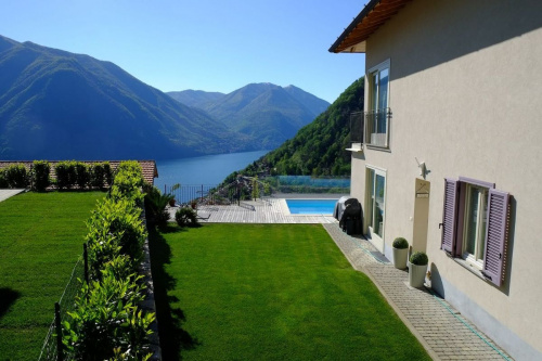 Villa à Dizzasco