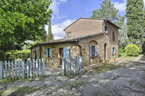 Cabaña en Montaione